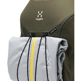 Haglöfs Corker 15L Backpack, oliwkowy